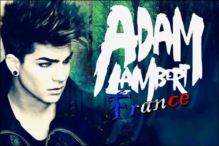 Adam Lambert France