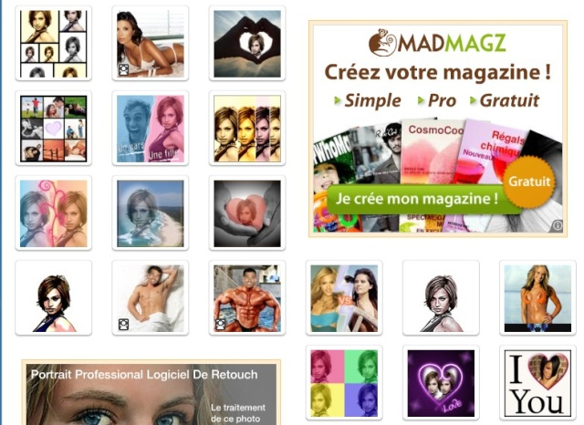 Top 15 des sites de montage photo fun et retouche photo
