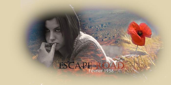 Escape Road , Le Livre des Morts.