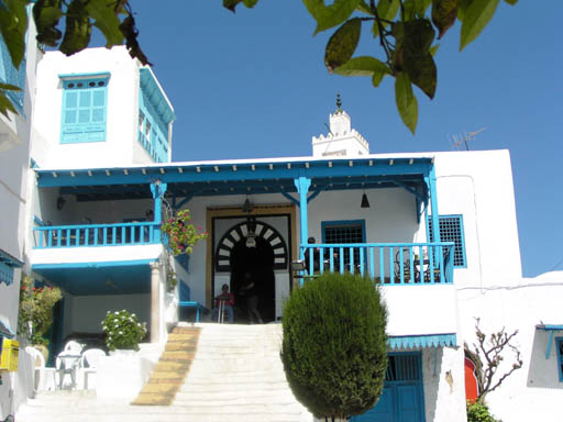 Re architecture tunisienne traditionnelle for Architecture tunisienne