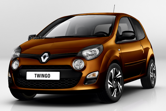 2011 renault twingo restyl e page 18. Black Bedroom Furniture Sets. Home Design Ideas