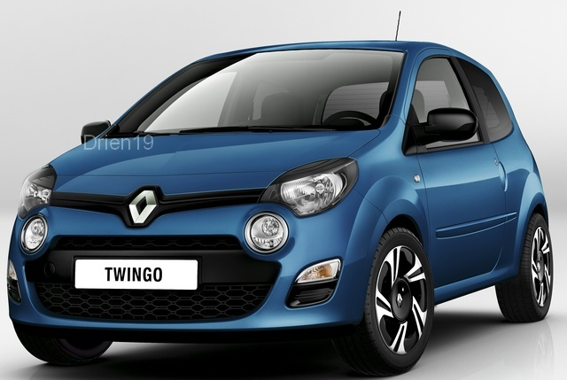 2011 renault twingo restyl e page 17. Black Bedroom Furniture Sets. Home Design Ideas