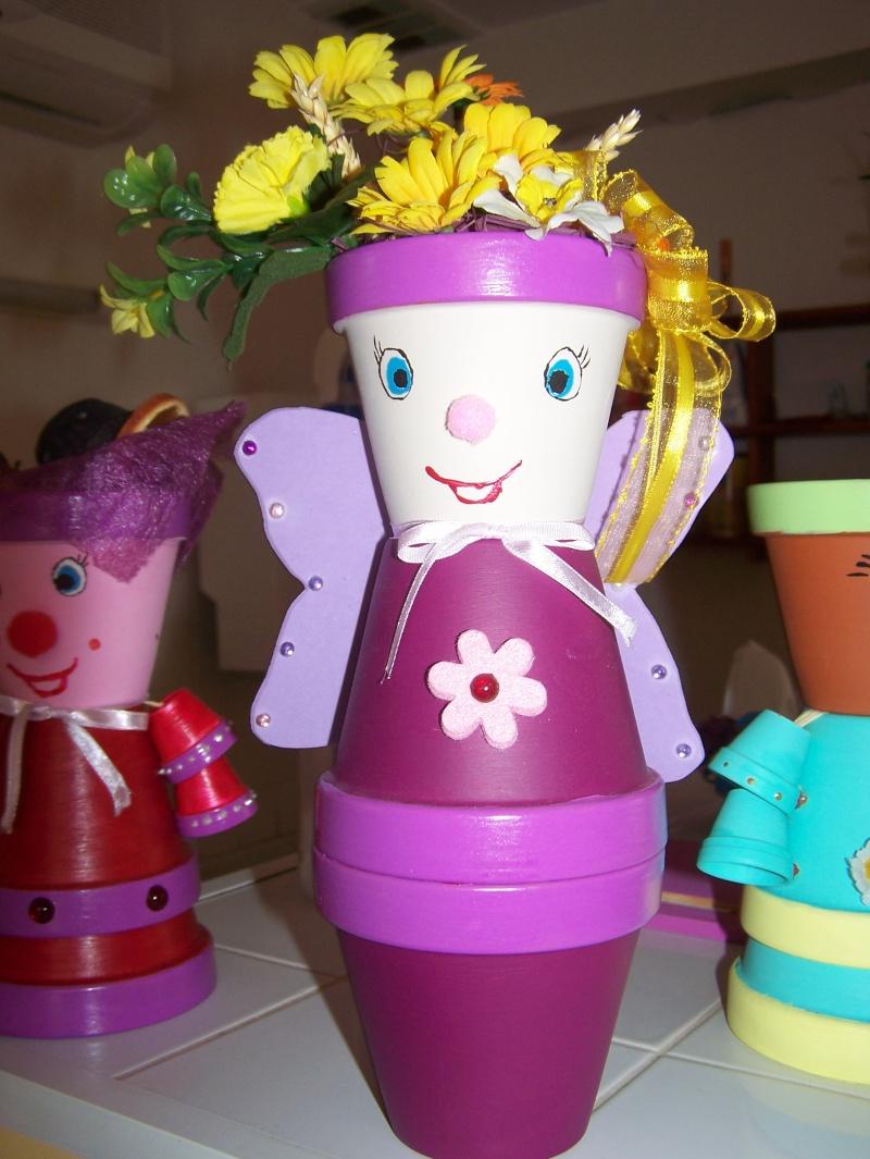 Bonhomme en pot de fleurs trouvez le meilleur prix sur - Bonhomme en pot de fleur ...