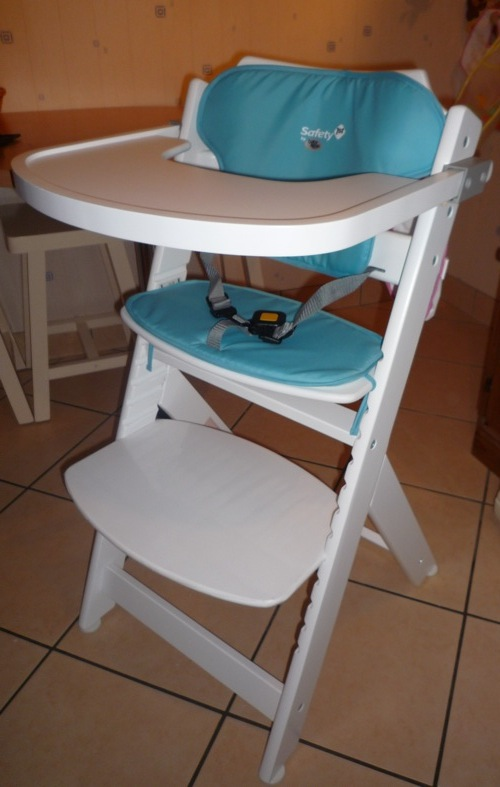 chaise haute chair up de roba. Black Bedroom Furniture Sets. Home Design Ideas