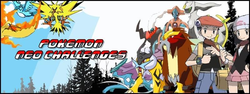 Pokemon Neo Challenges