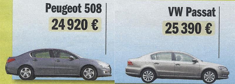 Les allemandes moins chères que les françaises ! ! - Page : 2 - Questions et remarques à la rédac - FORUM Auto Journal