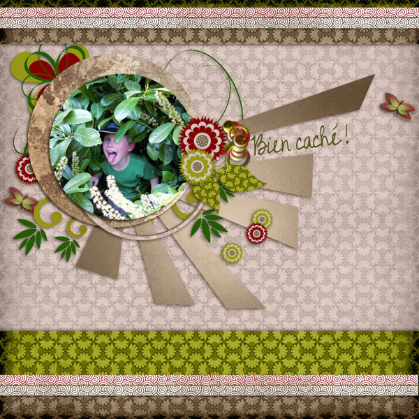 kit you could be my simplette page leaugoscrap