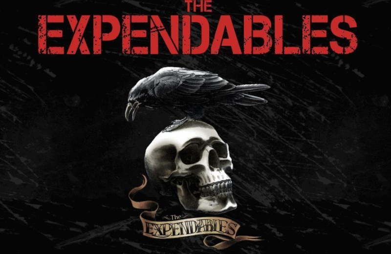 Expendables Logo Wallpaper Logo expendables