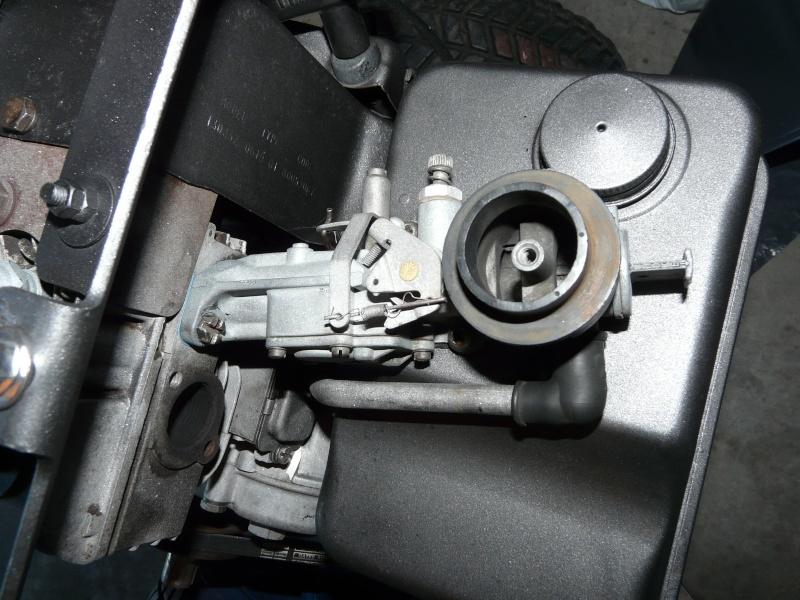 Reglage moteur briggs et stratton 5 hp
