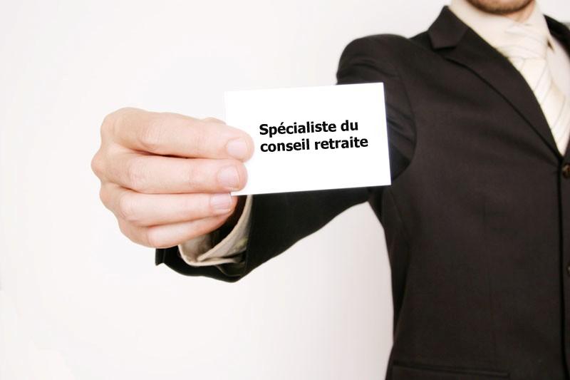 Conseiller Retraite, spécialiste du bilan retraite