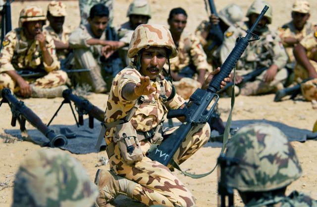القوات المسلحه المصريه وتاريخها المشرق