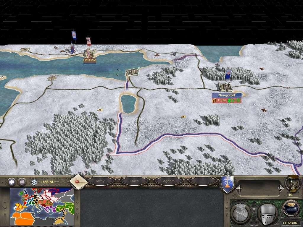 stratégie attila total war