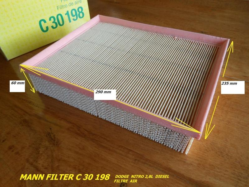 filtre a air mann filter. Black Bedroom Furniture Sets. Home Design Ideas