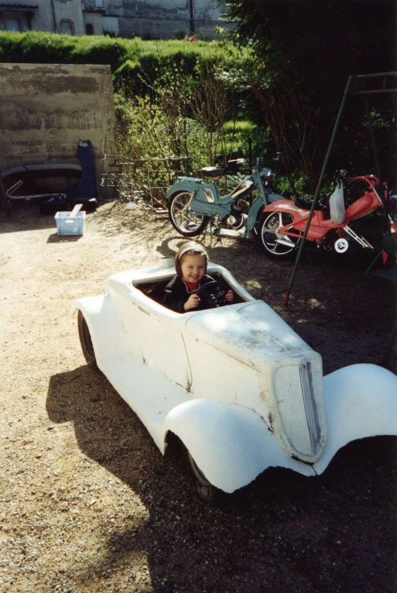 Mini rod ford 34 oldspeedflo for Penderie roulante