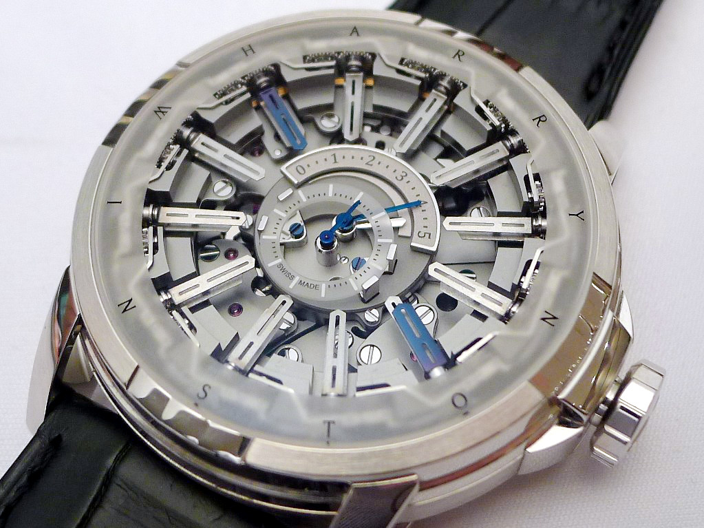 Harry winston watch opus 12 price