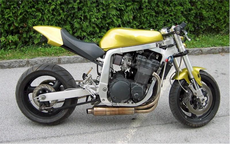engine combo - 1127 block, crank, piston,head in '88 750 case