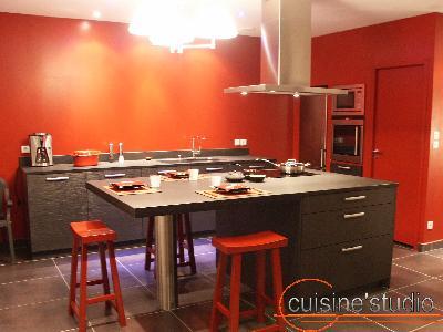 Une Cuisine Sans Meuble Haut - Cuisine sans meuble haut pour idees de deco de cuisine