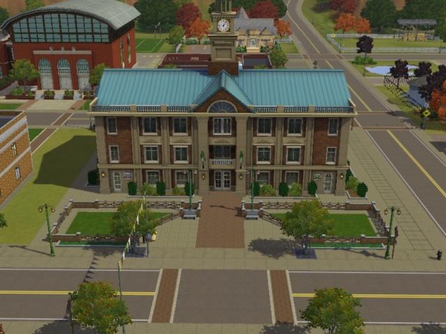 Sims  Point Pour Avoir Des Nouvelle Ville