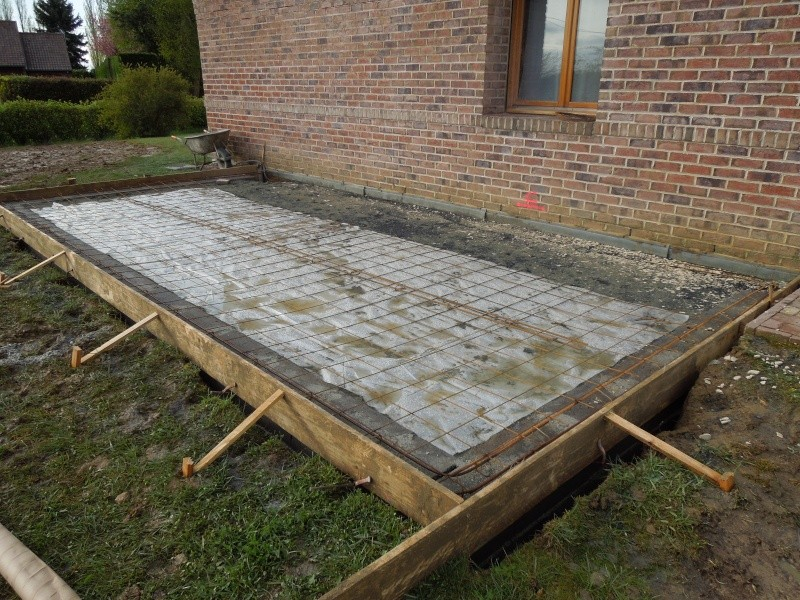 59 v randa pi ce vivre willems pr sentation de - Joint de dilatation dalle beton terrasse ...