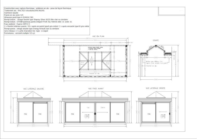 Calcul puissance radiateur de chauffage ventilation chauffage climatisation - Veranda plan de campagne ...
