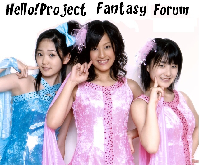 Hello!Project Fantasy forum