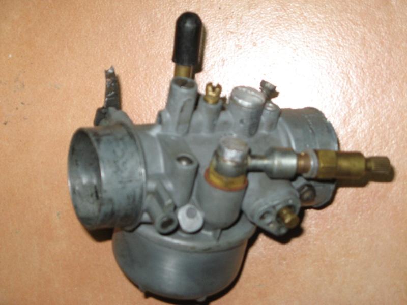 Carburateur BING