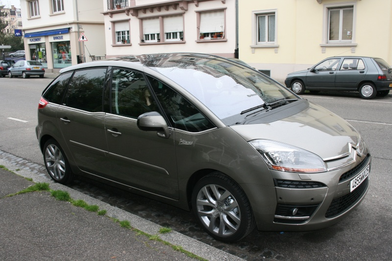 black list  c4 picasso 7 place nocciola 138 cv bmp6 exclusive