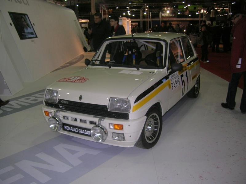 Salon r tromobile du 1er au 5 f vrier 2012 paris porte for Salon porte de versailles retromobile