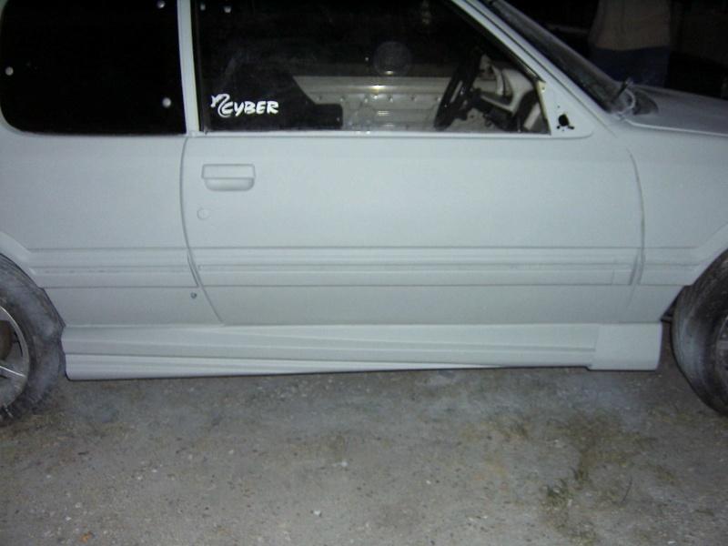 205 gti 1600 sellerie et vitres teint e fini page 3 - Nettoyer sa voiture au vinaigre blanc ...
