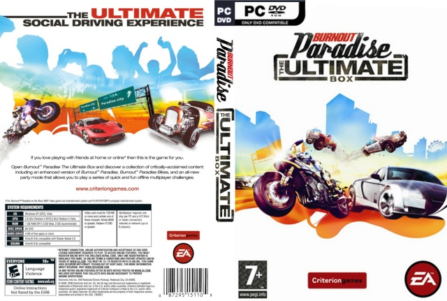 download burnout paradise highly compressed for pc