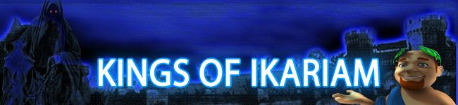 KINGS OF IKARIAM