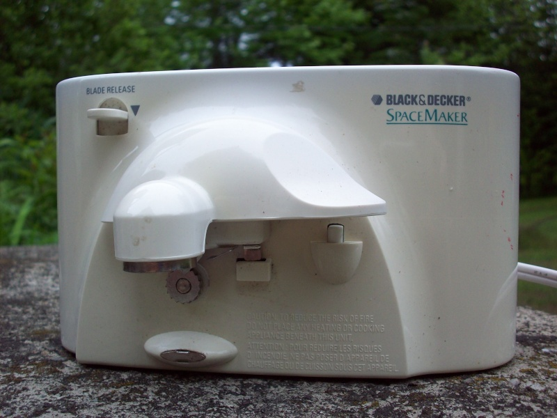 Ouvre bo te lectrique bromont - Ouvre boite electrique moulinex ...