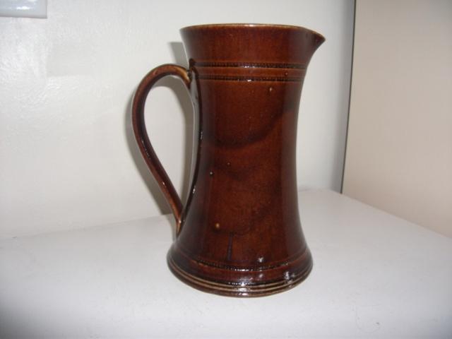 Christchurch Brick Company Ltd jug courtesy of Manos
