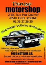 Denise MotorShop