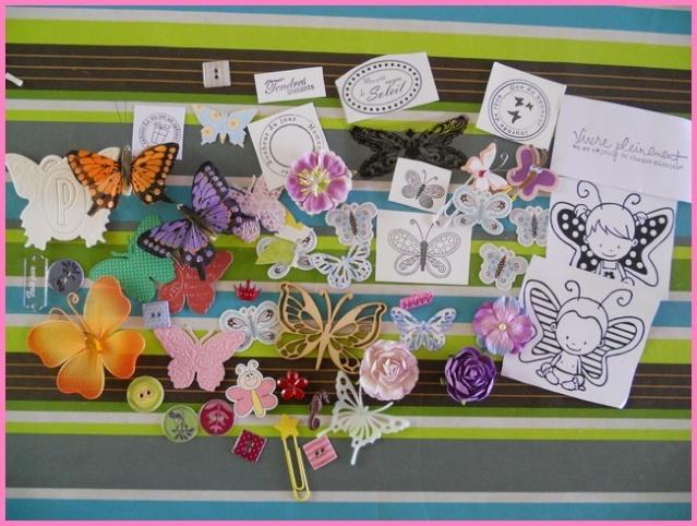mini bo te pizza et carte papillon le blog de pokaontas972. Black Bedroom Furniture Sets. Home Design Ideas