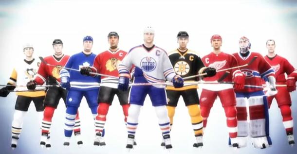 Heart Passion Rage Hockey League