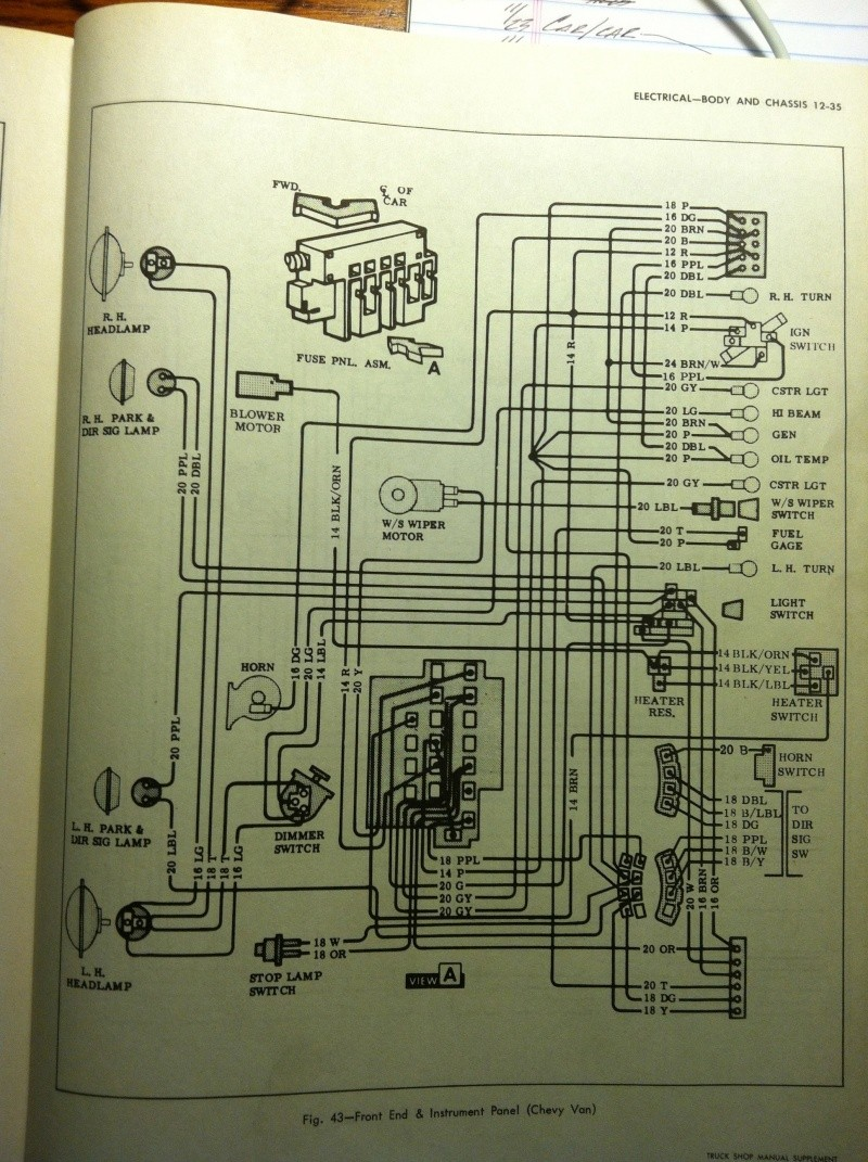 Wiring Diagram 66 G10