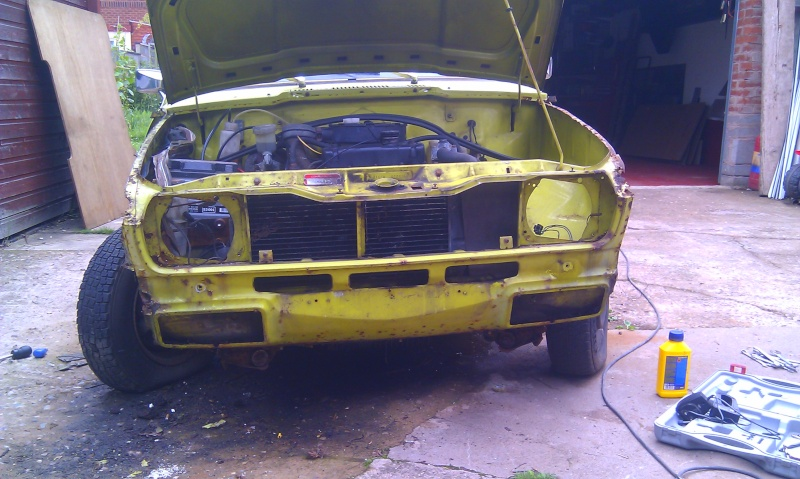 1975 Allegro Sdl Estate Leyland Press Car Project Forsale