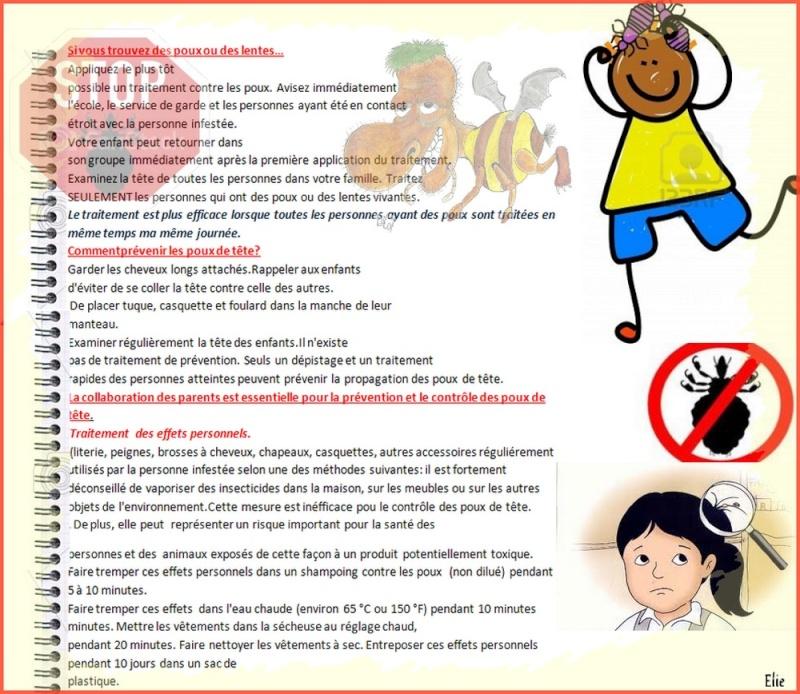 Traitement contre les poux - Traitement contre les cochenilles ...