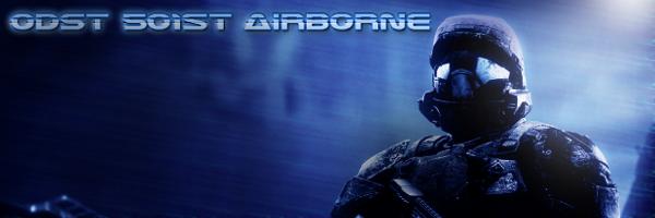 ODST 501st Airborne Battalion