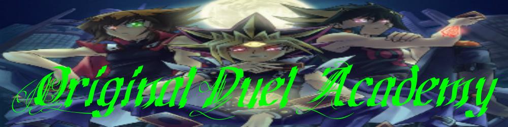 Original Duel Academy